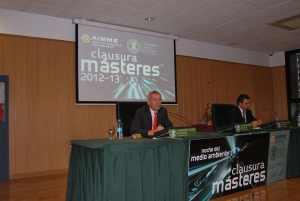 Clausura Másteres AIMME_UCV_2014