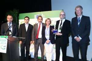 Green Week 2014,  04 June 2014 -  Best LIFE Environment &  Information and Communication projects Award