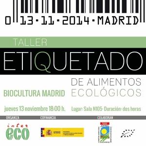 Cartel Taller Etiquetado Madrid ok