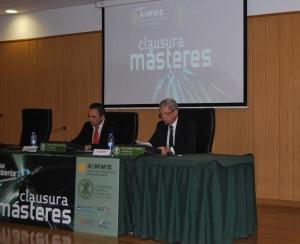 Clausura Máster_Presidente AIMME